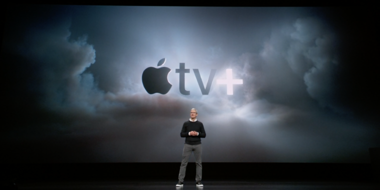 Apple TELEVISION+ will introduce in November for $9.99, taking on versus Disney+ at $6.99