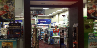 GameStop lays off 120 business staffers as stock continues to topple