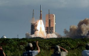 United Introduce Alliance's Delta IV rocket removes for last flight