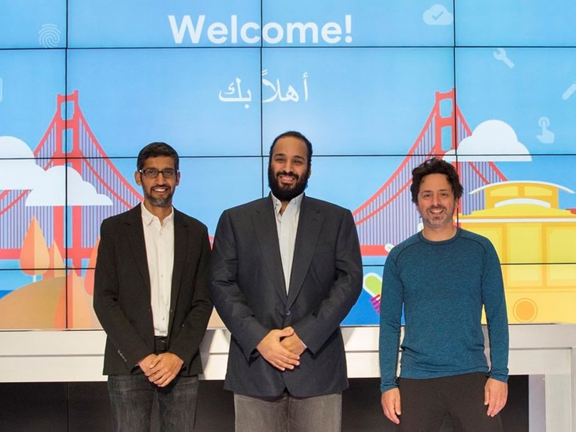Tech's elite collected in San Francisco for 2 days of start-up pitches, and it exposed the weird method Silicon Valley is facing its misgivings over Saudi loan