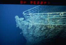 As the Titanic wreck vanishes, 4K video might assist protect it