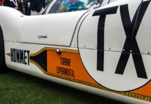 This fantastic turbine-powered automobile must have won at Pebble Beach