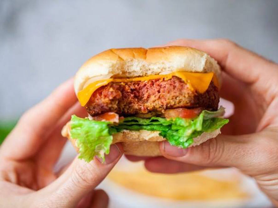Beyond Meat will quickly be on the menu at 11 food cycle. Nutritional experts state its 'bleeding' veggie hamburger is healthy regardless of being processed.