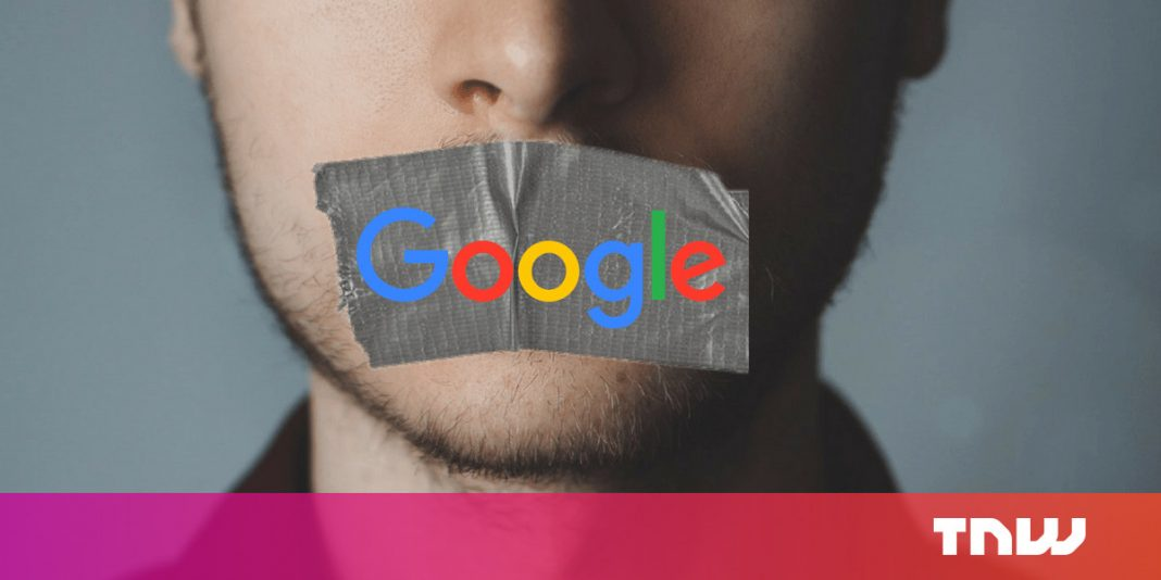 Google's new coverage forbids workers from having 'raging debates' over politics