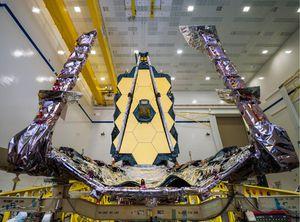 NASA lastly puts together long-delayed futuristic area telescope