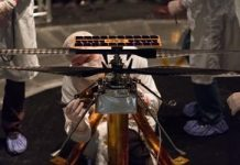 NASA has actually formally connected a helicopter to the Mars 2020 Rover