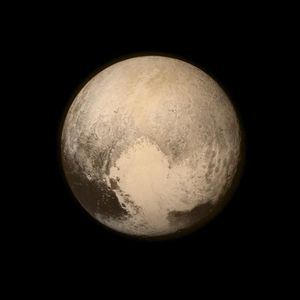 NASA chief insists Pluto continues to be a planet