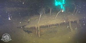 Impressive video footage exposes 'frozen in time' shipwreck of lost Arctic exploration
