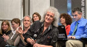 Queen guitarist Brian Could weighs in on Pluto as a planet