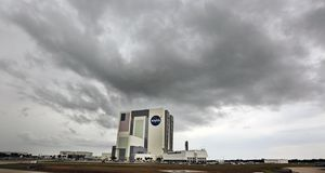 NASA's Kennedy House Middle prepares for Hurricane Dorian