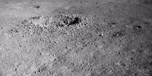 China's lunar rover finds unusual compound on far side of the moon