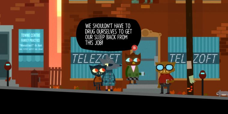 Night in the Woods designer passes away after attack allegations [Updated]