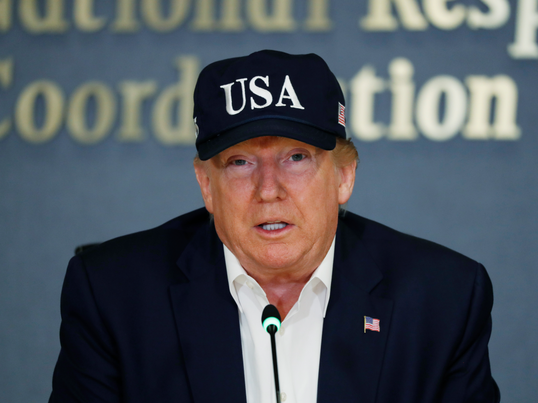 Trump declares he's never ever become aware of a Classification 5 cyclone– however 4 storms of that strength have actually threatened the United States under his presidency