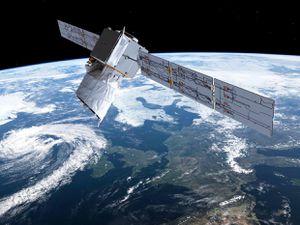 SpaceX Starlink satellite almost hits European satellite