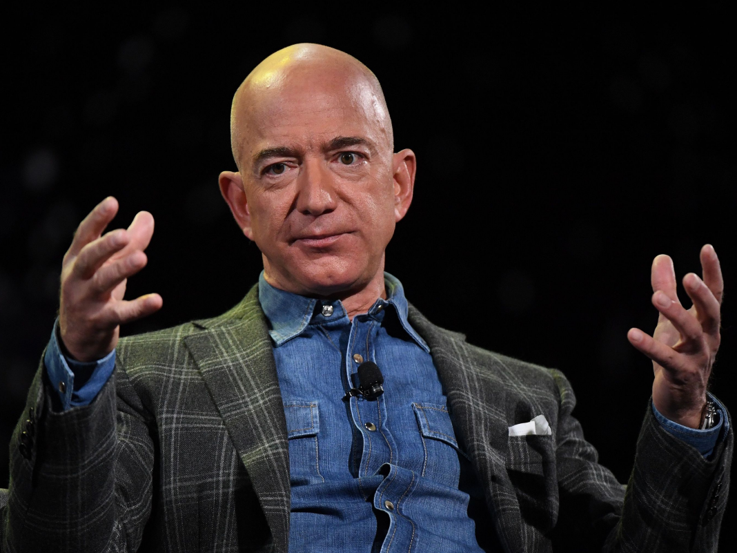 Amazon is supposedly dealing with a brand-new payment system that would let you have a look at at Whole Foods by merely waving your turn over a sensing unit (AMZN)