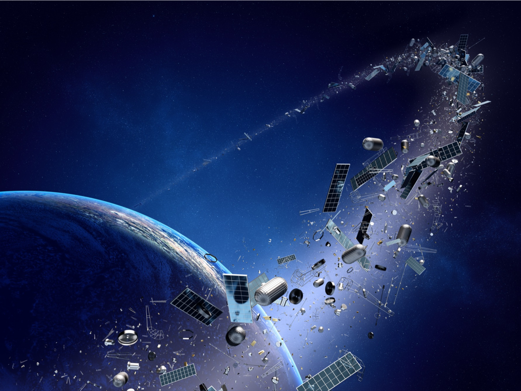 Satellite accidents might trigger a space-junk catastrophe that might end human access to area. Here's how.