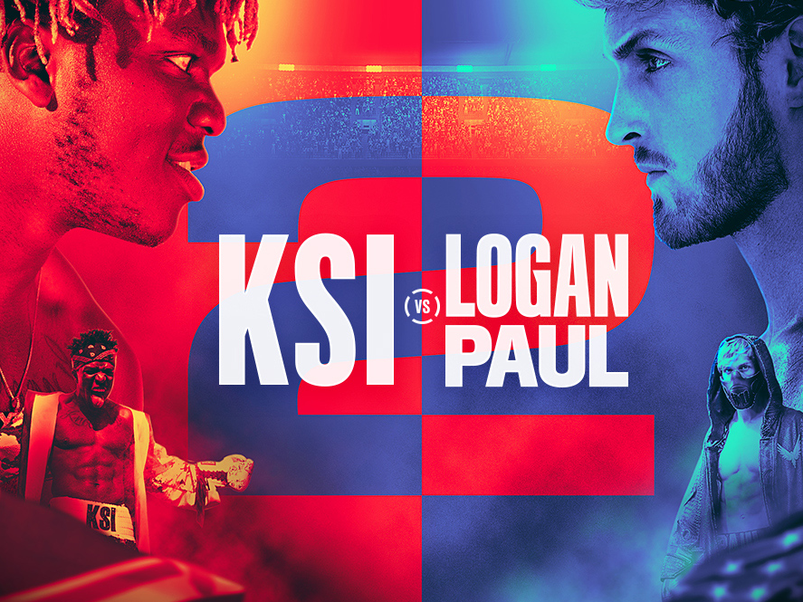 KSI and Logan Paul will not stream their boxing battle on YouTube due to the fact that of piracy concerns