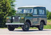 A Land Rover that was owned by the Dalai Lama was simply bought by a confidential purchaser for $143,000