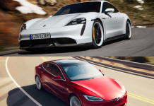 Porsche's $153,510 electrical cars, the Taycan, is set to take on Tesla's Design S– here's how they accumulate (TSLA)