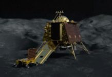 India lost contact with its very first lunar lander prior to goal