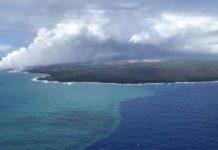 How Kilauea's lava fed an enormous phytoplankton blossom
