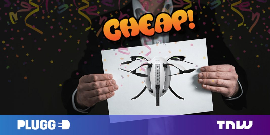 CHEAP: Power Vision's PowerEgg drone for simply $349? Egg-sale-ent