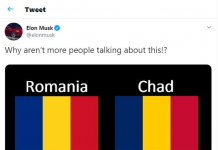 Elon Musk simply found that Chad and Romania have practically similar flags– however they're not the only lookalikes