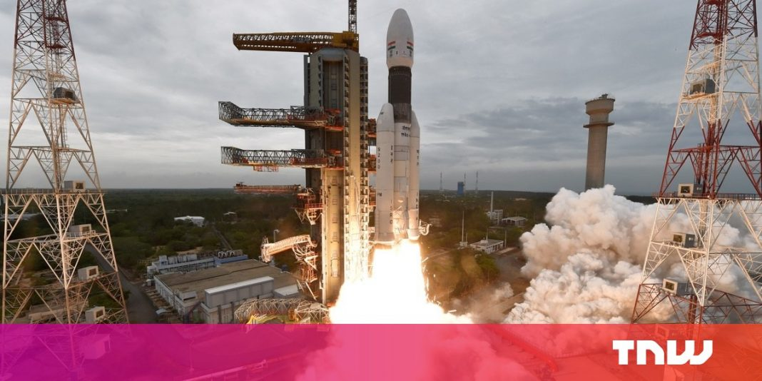 What took place to India's Chandrayaan-2 moon objective?