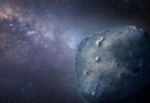An asteroid the size of an eighteen-wheeler snuck up on us, passing closer than numerous satellites