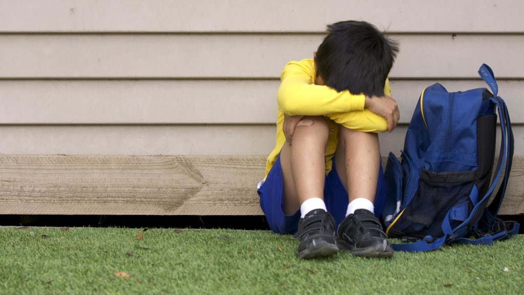 How Bullying May Forming Teen Brains