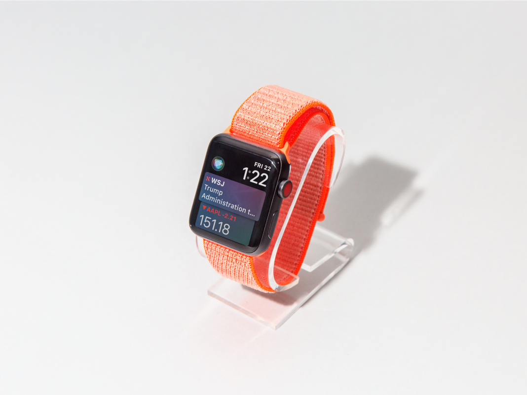 Whatever we understand about the next Apple Watch, which might release as quickly as today (AAPL)
