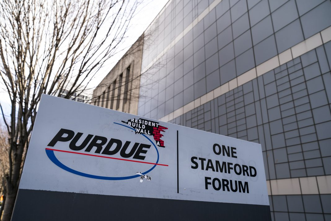 What A Settlement By Purdue Pharma Way For The Opioid Crisis