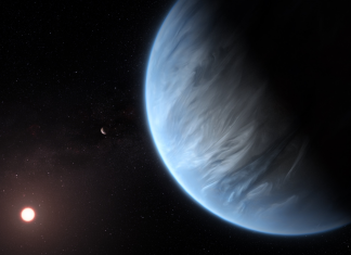 Researchers have actually found water vapor on a possibly habitable super-Earth for the very first time. That world is now our best option for discovering alien life.