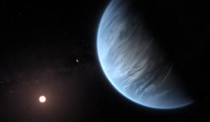 Exoplanet K2-18b: Life-friendly local weather and oceans as properly?