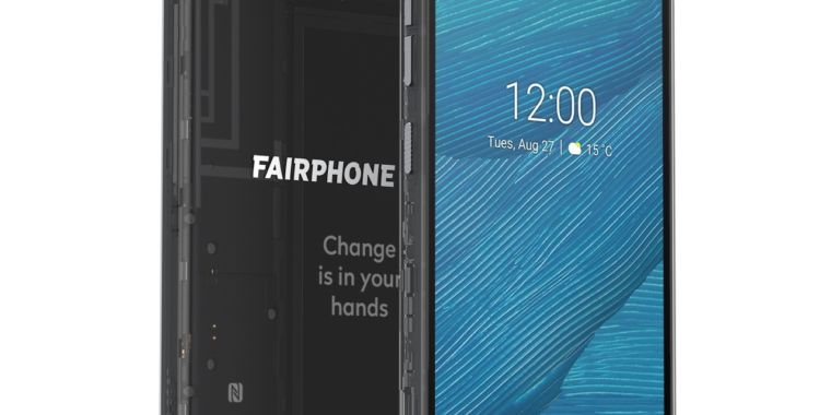 iFixit take apart the latest Fairphone– how repairable is it?