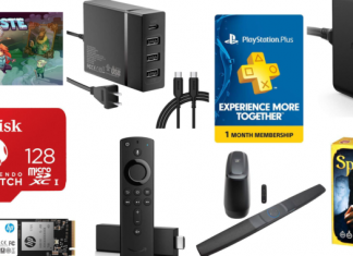 Dealmaster: $25 Fire TELEVISION Stick 4K, USB-C wall battery chargers, and more leading offers