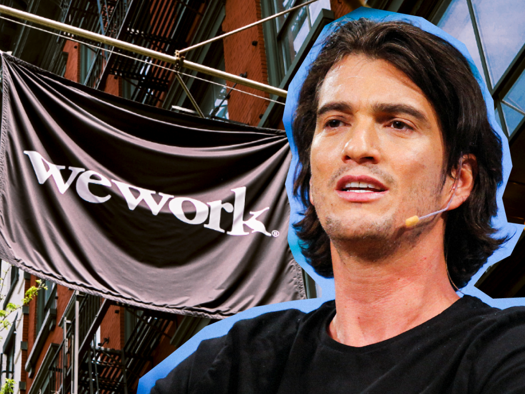 WeWork is doing increasing quantities of organisation with SoftBank, which is likewise its most significant financier