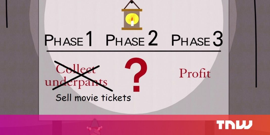 Now that MoviePass is dead, can we please start moneying practical organisations?