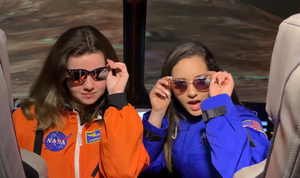 NASA remixes Ariana Grande house tune for moon mission