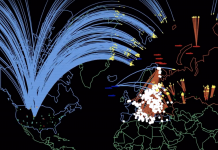 A frightening brand-new animation demonstrates how 1 'tactical' nuclear weapon might set off a US-Russia war that eliminates 34 million individuals in 5 hours