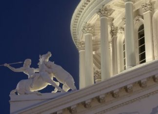 Partner of Ring officer amongst legislators attempting to deteriorate Calif. personal privacy law