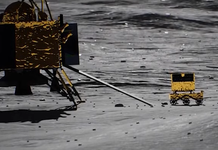 NASA lunar probe will assist look for India's lost moon lander