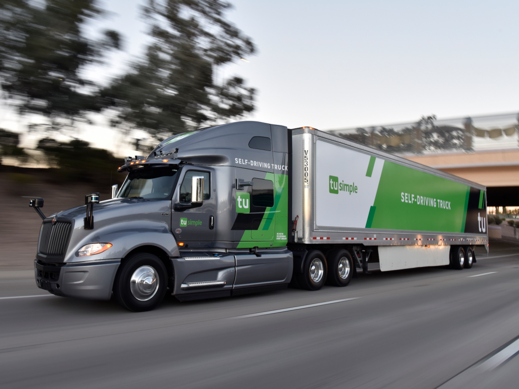 The self-driving truck start-up that's been silently moving UPS loads simply drew in $120 million in fresh financing