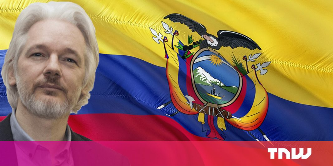 Colossal Ecuador leakage exposes information of 20 M people– consisting of Julian Assange