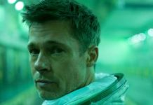 Brad Pitt asks NASA astronaut who chooses the tunes in house