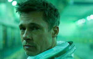 Brad Pitt asks NASA astronaut who chooses the tunes in house