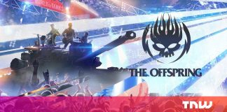 The Offspring ends up being most current band to play a show inside a computer game