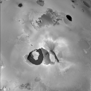 Jupiter's lunar volcano might emerge this month