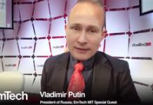 See creepy deepfake Vladimir Putin interviewed dwell at MIT convention