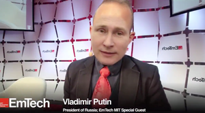 See creepy deepfake Vladimir Putin interviewed dwell at MIT convention